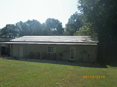 Sparta Single Family Home For Sale: 6321 Old Smithville Hwy