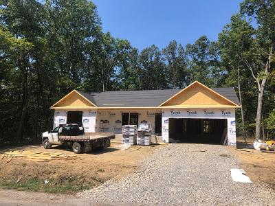 Crossville Single Family Home For Sale: 4033 Chica Road