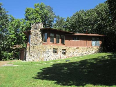 Crossville Single Family Home For Sale: 333 Sneed Drive