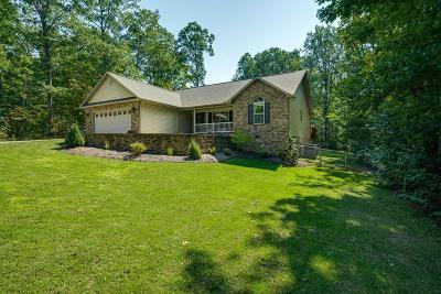 Crossville Single Family Home For Sale: 237 Satsuma Drive