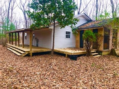 Sparta Single Family Home For Sale: 5495 Fanchers Mill Road