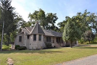 Crossville Single Family Home For Sale: 1014 Ridley Dr