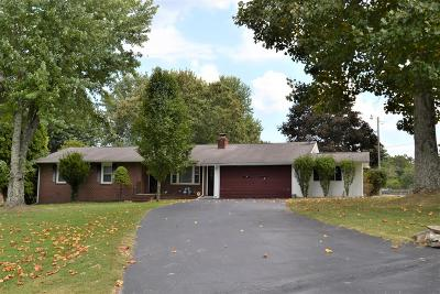 Crossville Single Family Home For Sale: 4 Grant Circle
