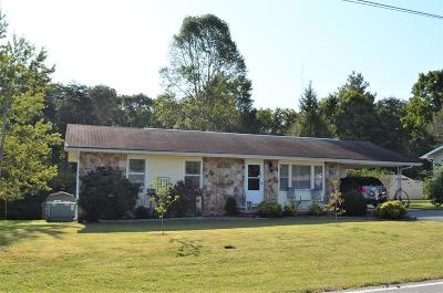 Crossville Single Family Home For Sale: 584 Hillcrest Drive
