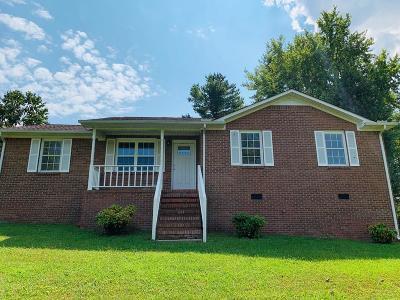 Spencer TN Single Family Home For Sale: $114,900