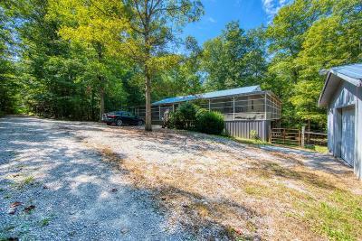 Jamestown TN Single Family Home For Sale: $135,000