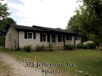 Sparta TN Rental For Rent: $899