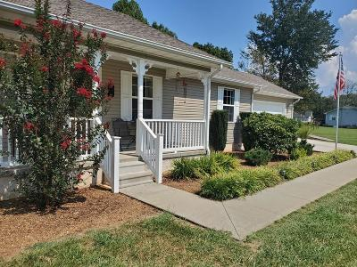 Sparta Single Family Home For Sale: 600 Brock Road