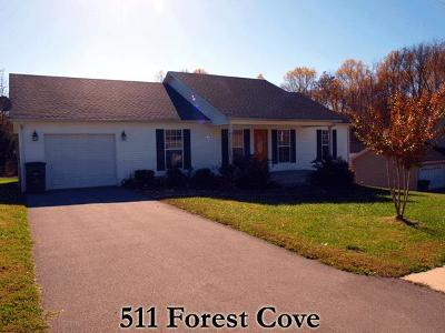 Cookeville TN Single Family Home For Sale: $1,049