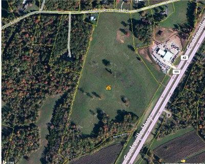 Livingston Residential Lots & Land For Sale: 30 Ac Highway 111 N