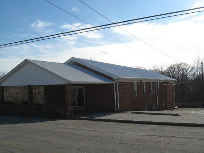 Allons Commercial For Sale: 00 Old Celina Road