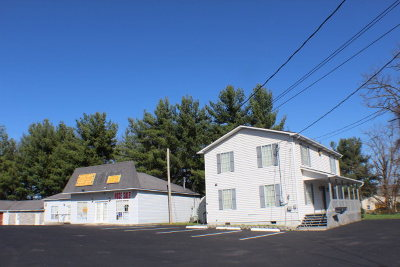 Cookeville Commercial For Sale: 1546 Spring Street