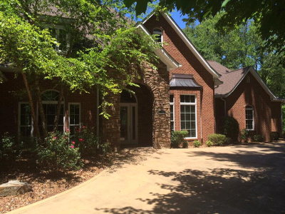 Cookeville, Baxter Single Family Home For Sale: 669 Valley Forge Road