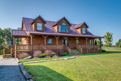 MONTEREY Single Family Home For Sale: 399 Coal Lane