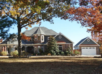 Sparta Single Family Home For Sale: 5715 Pleasant Ridge Road