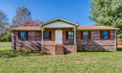 Cookeville TN Single Family Home For Sale: $116,929