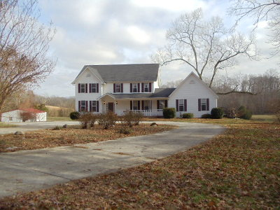 Cookeville TN Single Family Home For Sale: $305,000