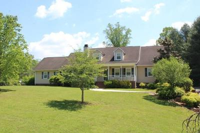 Cookeville Single Family Home For Sale: 1773 Heathrow Drive