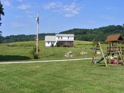 Sparta Single Family Home For Sale: 289 Moyer Lane