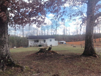 Sparta Single Family Home For Sale: 400 Abston Mtn. Ln.