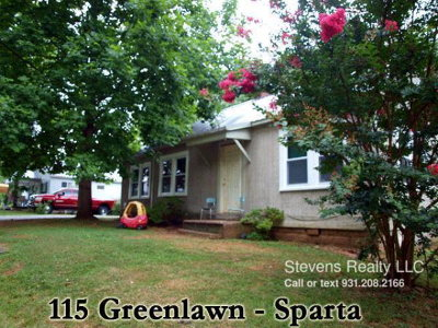 Sparta Single Family Home For Sale: 115 Greenlawn Dr