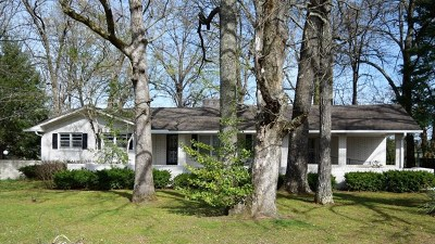 Sparta Single Family Home For Sale: 656 Woodlawn