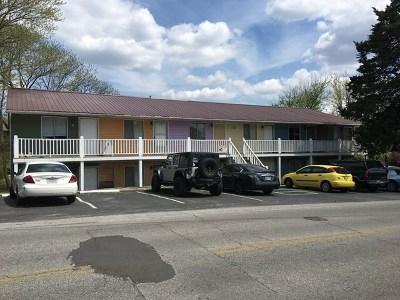 Cookeville Multi Family Home For Sale: 1841 Dixie