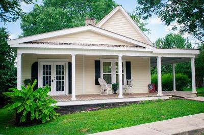 Sparta Single Family Home For Sale: 151 S Main St.