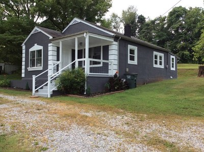 Sparta Single Family Home For Sale: 111 Lee St.