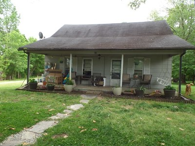 Baxter Single Family Home For Sale: 317 Circle Drive