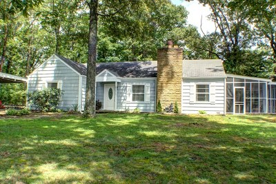 Cookeville Single Family Home For Sale: 1847 Hickory Hill Dr.