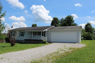 Sparta Single Family Home For Sale: 413 Findlay Sub Rd