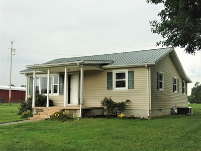 Sparta TN Single Family Home For Sale: $279,900