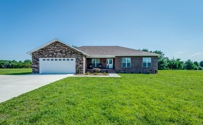 Sparta Single Family Home For Sale: 3800 Burgess Falls Road