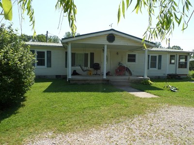 Baxter Single Family Home For Sale: 11190 Ho Allison Road