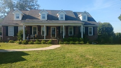 Baxter Single Family Home For Sale: 8115 Water Plant Rd