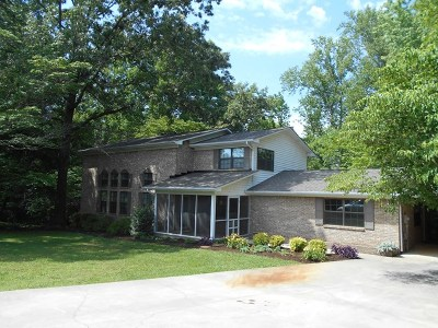 Sparta Single Family Home For Sale: 616 Brookemeade Drive
