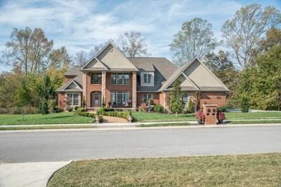 Cookeville Single Family Home For Sale: 965 Stonebridge Circle