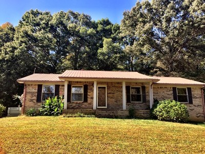 Cookeville TN Single Family Home For Sale: $151,900
