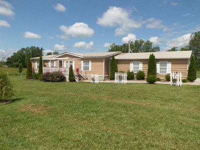 Sparta Single Family Home For Sale: 7286 Old Kentucky Road
