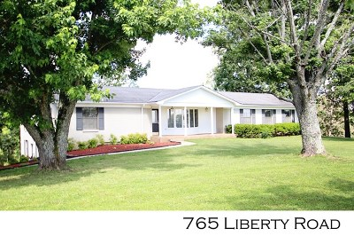 Sparta Single Family Home For Sale: 765 Liberty Road