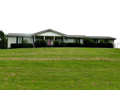 Gainesboro Single Family Home For Sale: 155 Flynns Creek Rd.