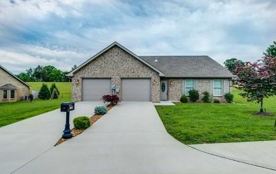 Sparta Single Family Home For Sale: 124 Villa Lane