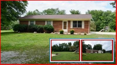 Livingston Single Family Home For Sale: 115 Hillsboro Subdivision Road