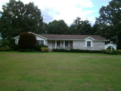 Sparta Single Family Home For Sale: 449 Winding Ln