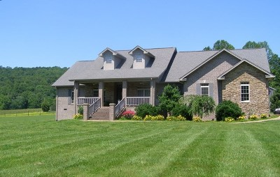 Cookeville Single Family Home For Sale: 1404 Thorn Gap Road