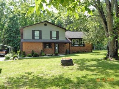 Monterey Single Family Home For Sale: 1142 Ashburn Road