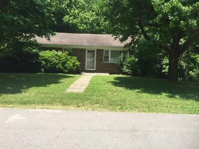 Gainesboro Single Family Home For Sale: 190 Anderson Ln