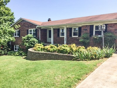 Cookeville Single Family Home For Sale: 1647 McCulley Rd