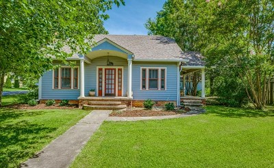 Cookeville Single Family Home For Sale: 314 8th Street